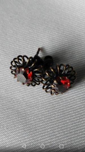 Konplott Zarcillo color bronce-rojo