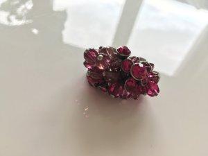 Konplott Ring pink sehr guter Zustand