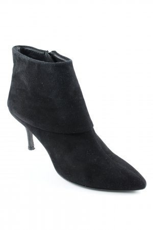 Konstantin Starke Booties schwarz Business-Look