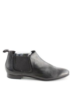 Konstantin Starke Chelsea Boot noir style d'affaires