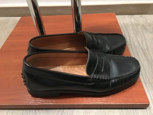 Konstantin Starke Mocassins noir cuir