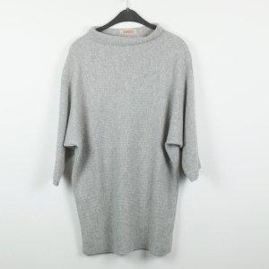 Kontatto Pullover Gr. S grau oversized (19/02/180)