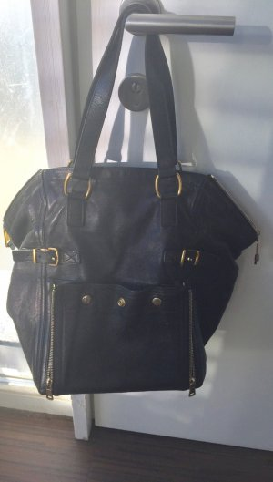 KONTO WIRD AUFGELÖST !! Downtown Bag YSL großes Modell, schwarz - top Zustand