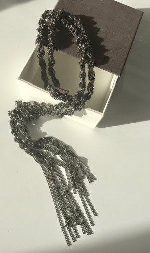 KONTO WIRD AUFGELÖST !!  Kette mit Knoten; puristisch, eleganter Stil