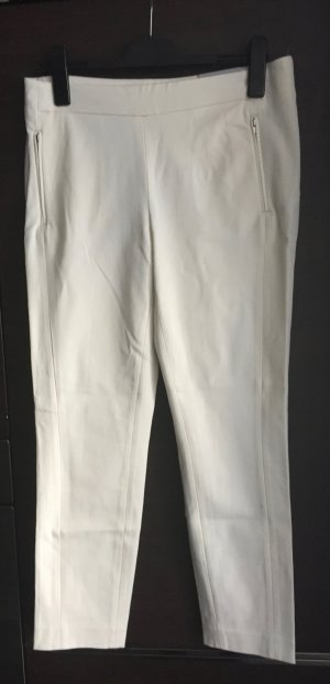 KONTO WIRD AUFGELÖST !! Neu mit Etikett: schmale Hose;  Jeans cremeweiß