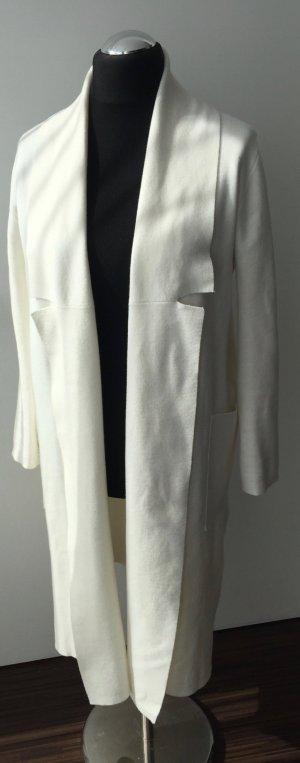 Zara Moda bianco sporco Tessuto misto