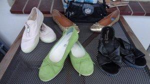 Konvolut -Schuhe +Tasche gr.39 ENDPREIS 15.-Euro