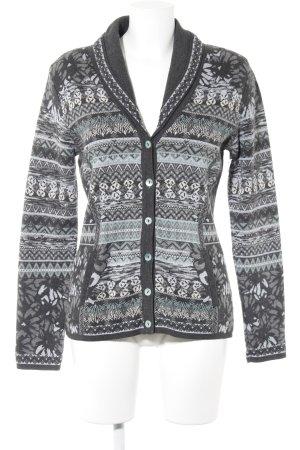 KOOI Knitwear Wollen trui Patroon-mengeling pluizig