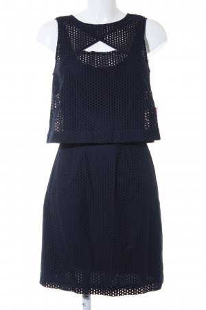Kookai A-Linien Kleid dunkelblau Casual-Look