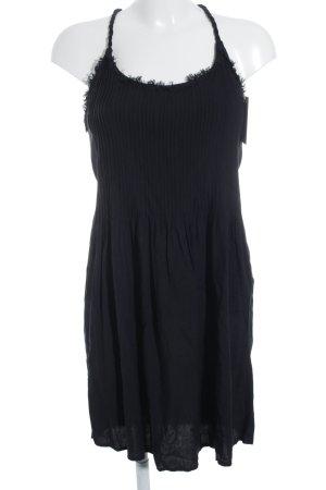 Kookai Vestido línea A negro elegante