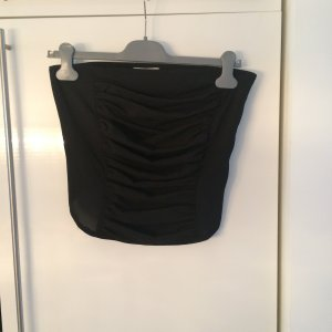 Kookai bandeau top in schwarz