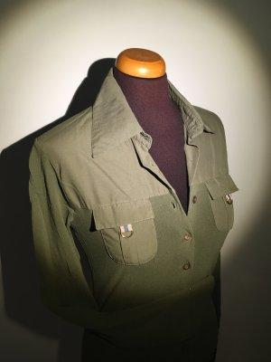 KOOKAI Bluse olivgrün