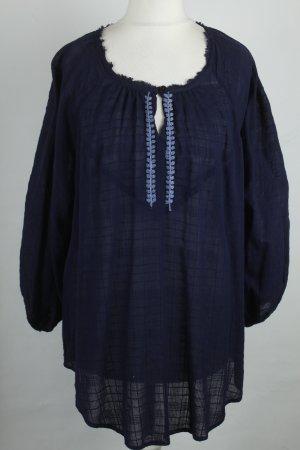 Kookai Bluse Schlupfbluse Gr. 36 blau