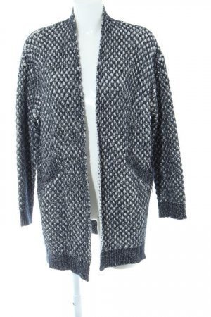 Kookai Cardigan wollweiß-dunkelblau Casual-Look