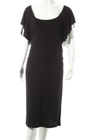 Kookai Etuikleid schwarz klassischer Stil