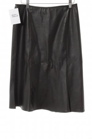Kookai Glockenrock schwarzbraun Casual-Look