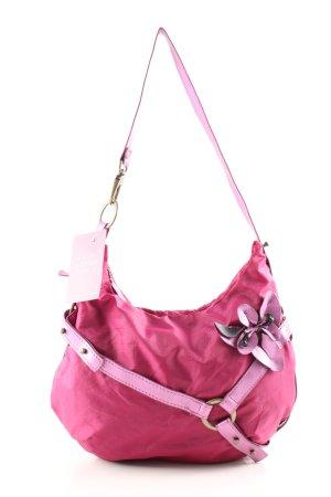 Kookai Borsa sacco rosa stile casual