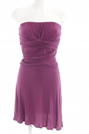 Kookai Jerseykleid violett Casual-Look
