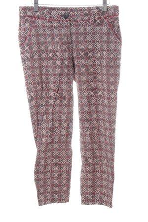 Kookai Peg Top Trousers allover print casual look