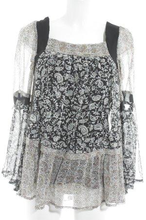 Kookai Kimono-Bluse Ethnomuster Ethno-Look