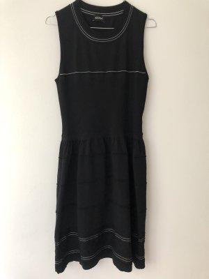 Kookai Stretch Dress black-silver-colored
