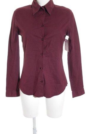 Kookai Long Sleeve Shirt purple casual look