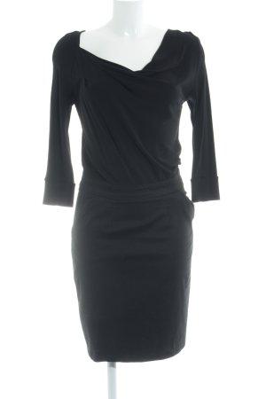Kookai Langarmkleid schwarz Elegant