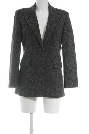 Kookai Long-Blazer grau-anthrazit 50ies-Stil