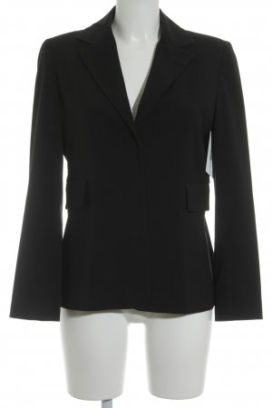 Kookai Long-Blazer schwarz Business-Look