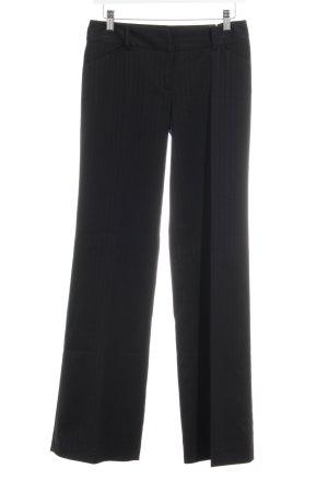 Kookai Marlene Trousers black striped pattern business style