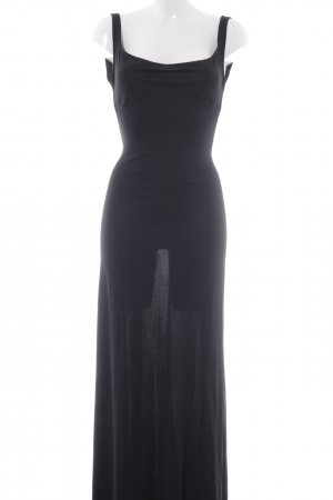 Kookai Maxi abito nero stile casual