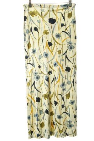 Kookai Jupe longue motif de fleur Look de plage