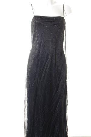 Kookai Midikleid schwarz-dunkelblau Elegant