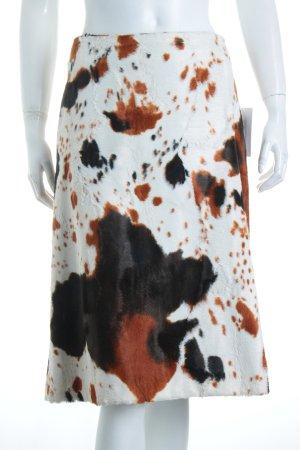 Kookai Midi Skirt animal pattern animal print b591dbde2