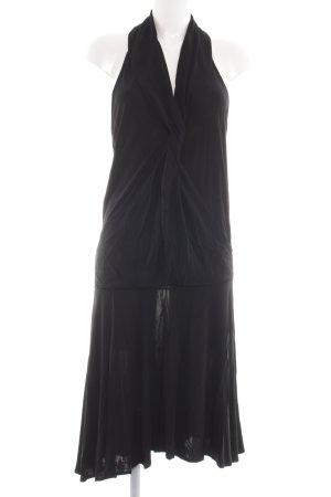 Kookai Blusenkleid schwarz Elegant