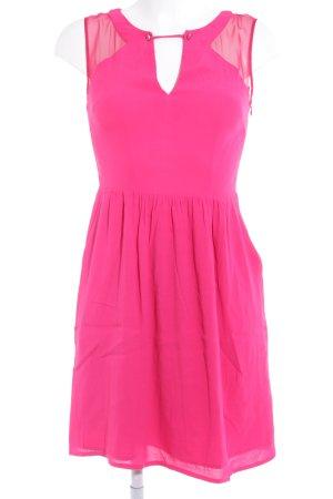 Kookai Minikleid pink-magenta Elegant