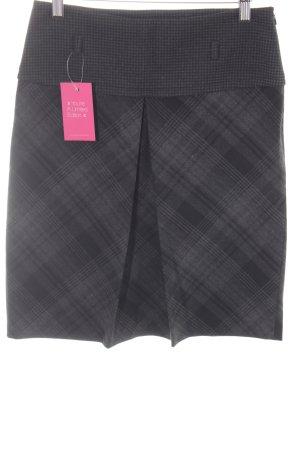 Kookai Minifalda gris oscuro estampado a cuadros look «Brit»