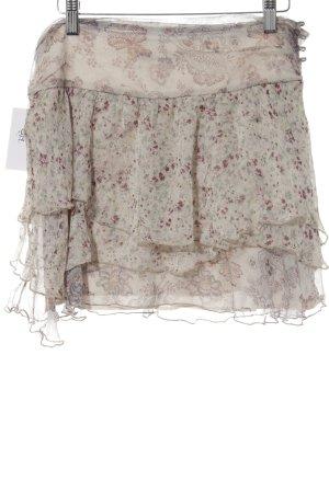 Kookai Minirock florales Muster Romantik-Look