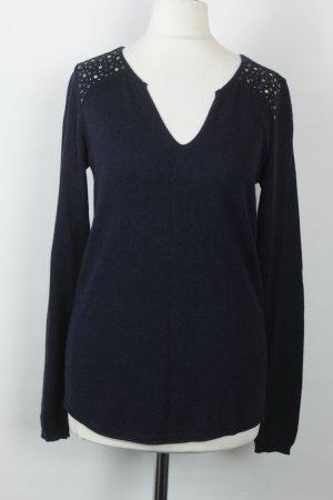 Kookai Pullover Gr. S blau neu