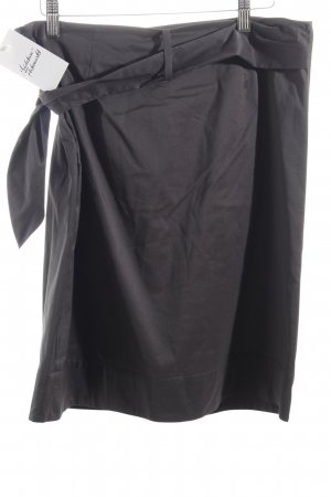 Kookai Rock dunkelgrau schlichter Stil