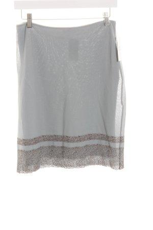 Kookai Rock himmelblau Street-Fashion-Look