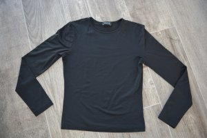 KOOKAI - schickes schwarzes Langarmshirt Größe 1/36