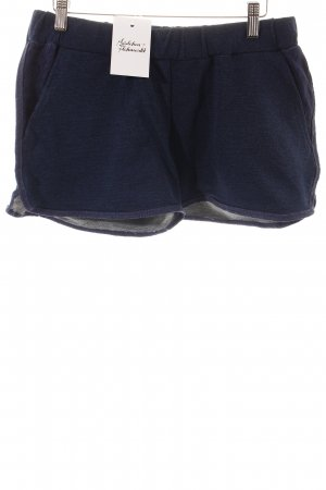 Kookai Shorts dunkelblau Beach-Look