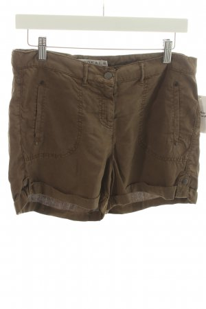 Kookai Shorts grüngrau Casual-Look