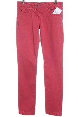 Kookai Skinny Jeans rot Casual-Look