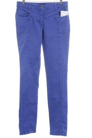 Kookai Vaquero rectos azul look casual