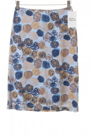 Kookai Stretchrock florales Muster Casual-Look