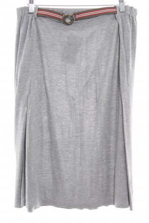 Kookai Gonna stretch grigio chiaro stile casual