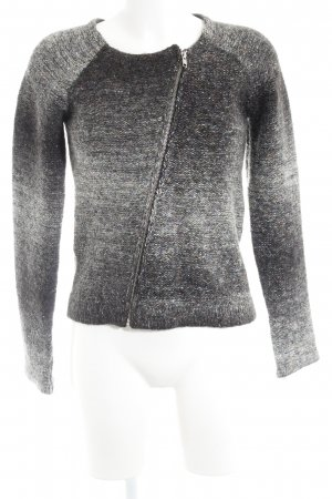 Kookai Strickjacke meliert Casual-Look