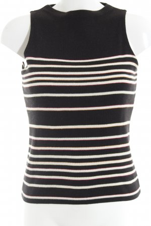 Kookai Knitted Top striped pattern casual look